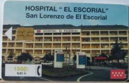 SPAGNA - 1000 PESETAS - HOSPITAL EL ESCORIAL - OSPEDALE  EL ESCORIAL  - SAN LORENZO - Espagne