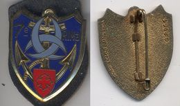7° Régiment D'Infanterie De Marine - Army