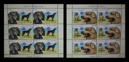 Kyrgyzstan 2020 Mih. 1001/02 Fauna. Kyrgyz Dogs (2 M/S) MNH ** - Kyrgyzstan