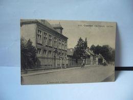 8133. CAPPELLEN BELGIUM BELGIQUE DE PASTORIJ LA CURE CPA 1919 - Kapellen