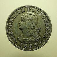 Portuguese S. Tomé E Príncipe 50 Centavos 1929 - Portugal