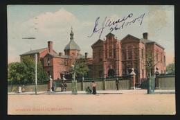 WOMEN'S HOSPITAL  MELBOURNE - Melbourne