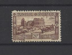 TUNISIE.  YT  N° 180  Obl  1933 - Oblitérés