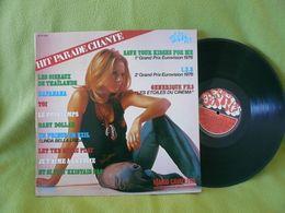 Hit Parade Chante - 33t Vinyle - Pop Hits - Compilation - Autres - Musique Française