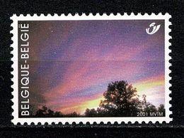 België/Belgique 2001  OBP/COB 3045** Rouwzegel / Timbre De Deuil  MNH - Unused Stamps