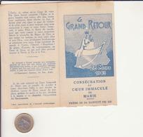 Le Grand Retour, Procession Boulogne Sur Mer 28/3/1943 - Historical Documents