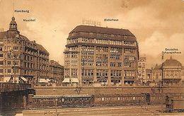 Germany Hamburg Merckhof Bierbarhaus Deutsches Schauspielhaus 1912 - Sonstige