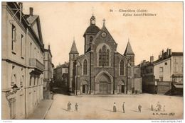 42. Charlieu. Eglise Saint Philibert - Charlieu