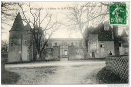 42. Charlieu. Chateau De Gatelier - Charlieu