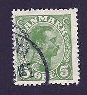 Dänemark 1913, Mi.-Nr. 67, Gestempelt - 1913-47 (Christian X)