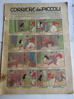 - CORRIERE DEI PICCOLI N 17 - 1939 - PUBBLICITA' CIRIO  - DISCRETO - Corriere Dei Piccoli