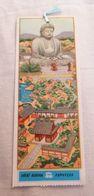 Old Vintage Beautiful  TICKET Etiquette GREAT BUDDHA KAMAKURA Kotoku In Temple Japan NIPPON  '60s. - Tickets D'entrée
