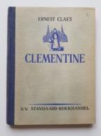 CLEMENTINE Van Ernest Claes 1943 - Libros, Revistas, Cómics