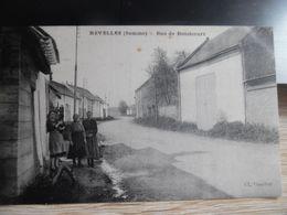 REVELLES Rue De Boisicourt - Francia