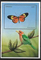 TANZANIA 1999 BUTTERFLIES MNH - Mariposas