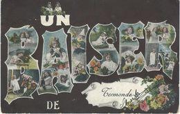 Un BAISER De TERMONDE - Cachet De La Poste 1906 - Dendermonde