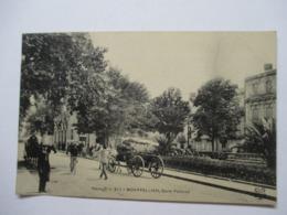 MONTPELLIER   -  GARE  PALAVAS            TTB - Montpellier