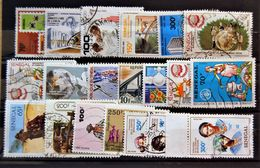 Senegal   - Small Batch Of 40 Stamps Used - Sénégal (1960-...)