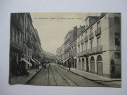 MONTPELLIER   -   BOULEVARD  JEU  DE  POMME               TTB - Montpellier