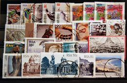 Afrique Du Sud South Africa    - Small Batch Of 25 Stamps Used - Collections, Lots & Séries