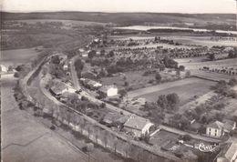 88-CHAUMOUSSEY LA ROUTE NATIONALE LE CANAL DE L EST PETIT PLI COIN BAS DROIT - Autres Communes