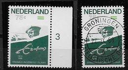 Nederland - 1988 - Yv.1321 -  **  En O  - Erasmus Universiteit. - Periodo 1980 - ... (Beatrix)