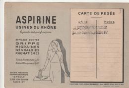 *** CHROMO  *** PHARMACIE ** ASPIRINE  Le Duel De Polichinelle Et Piffard - TTB - Trade Cards