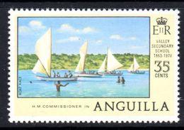 ANGUILLA - 1978 ANNIVERSARIES 35c BOAT RACE STAMP FINE MNH ** SG 326 - Anguilla (1968-...)