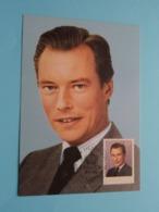 S.A.R. Le Grand-Duc Héritier HENRI 29-3-1988 ( See / Voir / Zie - Photo ) Jour D'Emission / FDC - Courvoisier ! - Grand-Ducal Family