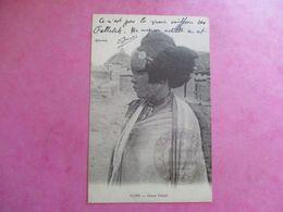 CPA TCHAD FEMME FELLATAH - Chad