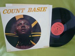 Count Basie - 33t Vinyle - Count Basie _BLP 100.002 - Jazz