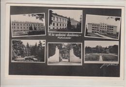 CPA CLUJ NAPOCA- UNIVERSITY BUILDINGS, PARK - Romania