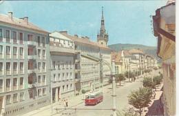 CPA CLUJ NAPOCA- HOREA STREET, BUSS - Romania
