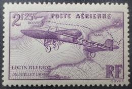 R1319/127 - 1934 - POSTE AERIENNE - MONOPLAN De BLERIOT - N°7 NEUF** - Cote (2020) : 47,00 € - Airmail