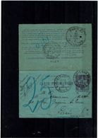 CTN63/EP - CL PNEUMATIQUE CHAPLAIN 60c ST DENIS SUR SEINE - Postal Stamped Stationery