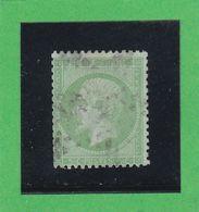 N° 20 -   ETOILE DE PARIS MUETTE  - REF 9916 - 1862 Napoléon III