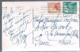 España, 1953, Palma De Mallorca-France - 1931-Oggi: 2. Rep. - ... Juan Carlos I
