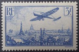 R1319/130 - 1936 - POSTE AERIENNE - AVION SURVOLANT PARIS - N°12 NEUF** - Airmail