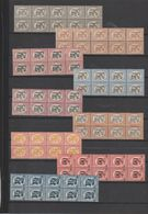 Finlande 1918-26 Lot De Timbres Du 67 Au 107 En Panneaux Voir Scans ** MNH - Finland