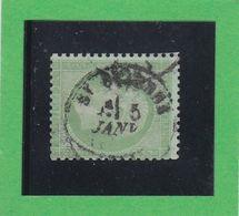 N° 20 -   CACHET A DATE  - REF 9916 - 1862 Napoléon III
