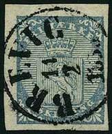 ESTERO > Norvegia<br/> - Tipologia: O - Norvegia - 1855 - Stemma Con Leone Rampante Sk.4 Unificato N.1 - Qualit&agrave; - Norvegia