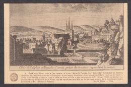 104959/ AMAY, Vue De L'Eglise Collégiale, Voir Descriptif - Amay