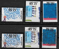 Nederland - 1988 - Yv.1323/1325  -  Mi.1353/1355  - ** En O  - Het Kind En Water. - Periodo 1980 - ... (Beatrix)