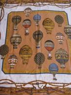 Foulard,Mongolfiere Soie - Occhiali Da Sole