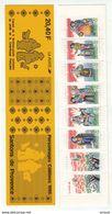 France 1995  Bande De Carnet No.BC 2982  Personnages Célèbres, Santons De Provence - People