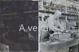 """Négatif Plaque De Verre """"Fabrique Nationale"""" Herstal - Plaques De Verre"""