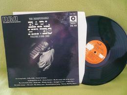 Earl Hines - 33t Vinyle - Vol.N°3 1940/1942 - Jazz