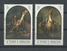 SANTO  TOME ET PRINCIPE  YVERT  731/32    MNH  ** - Sao Tome And Principe