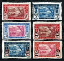 Costa De Marfil (Francesa) Nº 104/8* Cat.39€ - Côte-d'Ivoire (1892-1944)