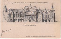 Liège (Exposition Universelle Et Internationale De 1905) - Le Palais De L'Art Ancien - Liege